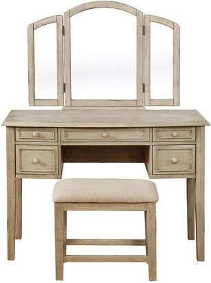 Powell Taisiya Vanity Set