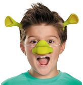 Youth Shrek Nose & Ears Costume Kit
