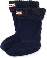 Hunter Girl's Kids Halfcardigan Bt Socks