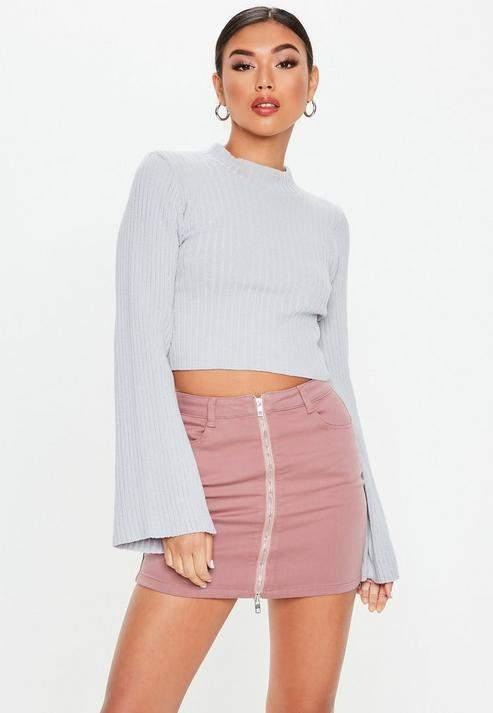 c77221cb8b Missguided Pink Mini Skirts - ShopStyle