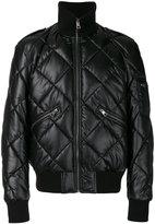 Just Cavalli diamond quilted jacket
