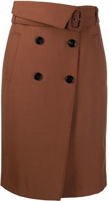 Dorothee Schumacher The New Ambition midi skirt