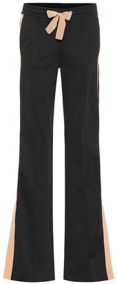 Schumacher Dorothee Sporty Couture jersey pants