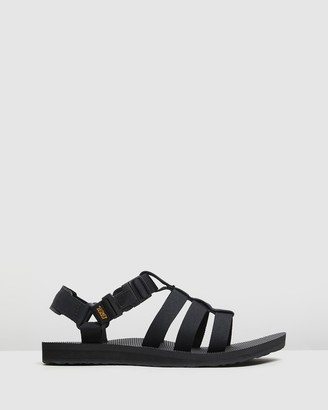 Teva Original Dorado Womens