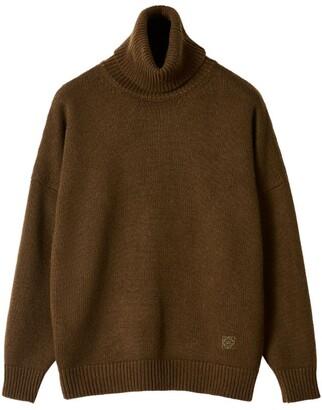 Loewe Cashmere Rollneck Sweater