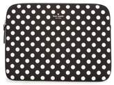 Kate Spade Dot 13-Inch Laptop Sleeve - Black