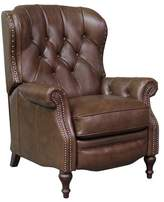Darby Home Co Lavoie Leather Manual Recliner
