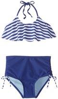 Gossip Girls' Ships Ahoy Bikini Set (716) - 8153971