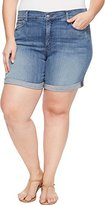 NYDJ Women's Plus Size Jessica Boyfriend Jean Short