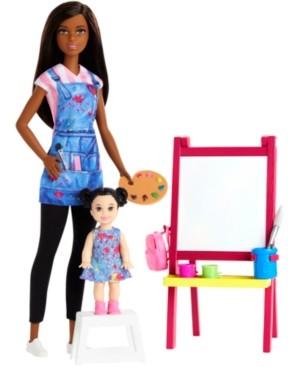 Barbie Art Teacher Doll