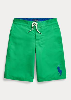 Ralph Lauren Sanibel Big Pony Swim Trunk
