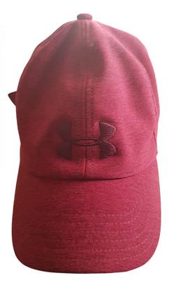 Under Armour Purple Cotton Hats