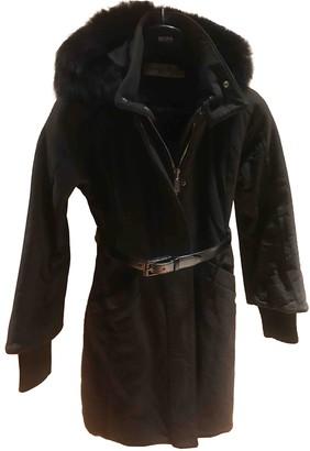 Christian Dior Grey Fur Coats