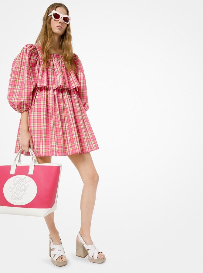 c899ea48d Michael Kors Pink Dresses - ShopStyle