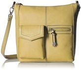 Tignanello Plenty Pocket Hobo Crossbody Convertible Shoulder Bag