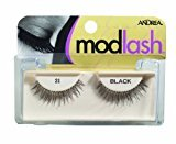 Andrea Mod Strip Lash Pair Style 21, black (Pack of 4)