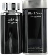 Ted Lapidus Black Soul for Men 3.3-Ounce Eau De Toilette Spray