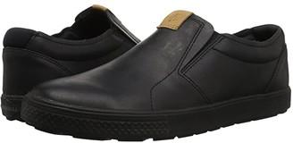 Merrell Barkley Moc (Black) Men's Slip on Shoes