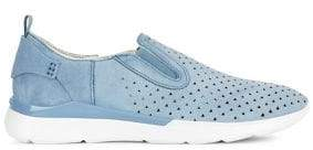 Geox Hiver Suede Sneakers