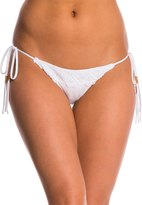 Blue Life Boho Bride Mirage Tie Side Bikini Bottom 8144688