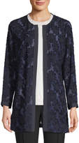 Karl Lagerfeld Women's Embroidered Jacket