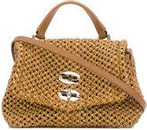 Zanellato crossbody bag - women - Raffia - One Size