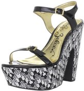 Sergio Zelcer Women's Cutie Platform Sandal