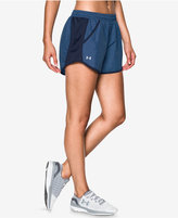 Under Armour Fly By HeatGear® Printed Shorts