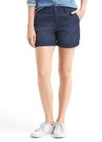 Gap Girlfriend chino shorts