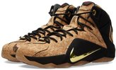 Nike Lebron XII EXT Kings Cork 768829-100 US SIZE 9.5
