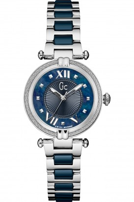Gc Ladies CableChic Watch Y18019L7MF