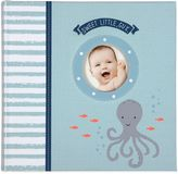 "Carter's Under The Sea ""Sweet Little Guy"" Photo Journal Album in Blue"