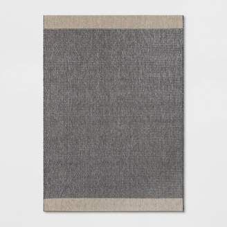 Threshold Indoor/Outdoor Davidson Color Block Woven Rug