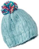 L.L. Bean Toddlers' Katahdin Cable Hat