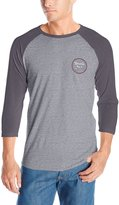 Brixton Men's Wheeler 3/4 Sleeve T-Shirt