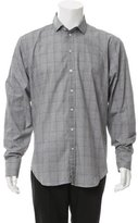Rag & Bone Woven Glen Plaid Shirt w/ Tags