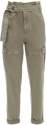 Frame Safari Cotton Canvas Jeans