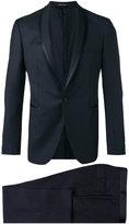 Tagliatore shawl lapel two-piece suit - men - Cupro/Virgin Wool - 50