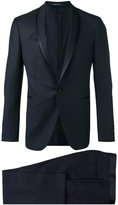 Tagliatore shawl lapel two-piece suit - men - Virgin Wool/Cupro - 46