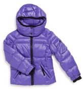 S13/Nyc Little Girl's Solid Puffer Jacket