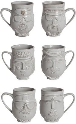 Jonathan Adler Macho Macho Mug Bundle