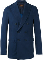 Tod's double-breasted blazer - men - Cotton/Polyester/Spandex/Elastane/Viscose - 48