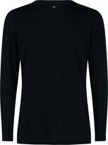 Thumbnail for your product : Sunspel Merino Wool Long-Sleeved T-Shirt