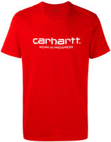 Carhartt Wip Script T-shirt - men - Cotton - XS