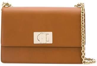 Furla 1927 flap crossbody bag