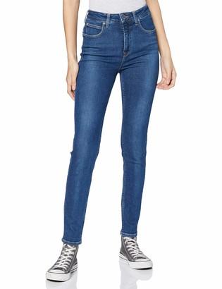 Lee Women's Scarlett Ultra High Body Optix Skinny Jeans