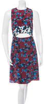 Tanya Taylor Sleeveless Silk Dress w/ Tags