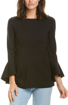 Three Dots Ponte Top