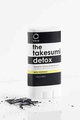 Kaia Naturals Travel-Size Takesumi Detox Deodorant