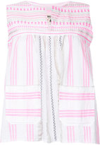 Lemlem striped sleeveless top - women - Cotton/Acrylic - M